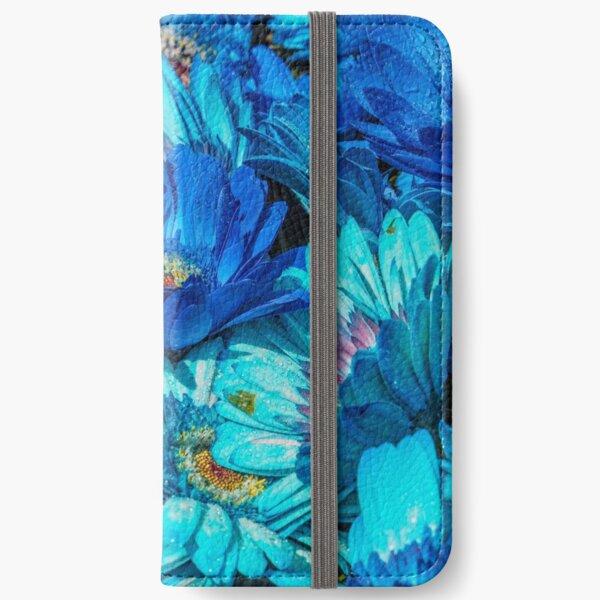 Guatemalan Easter Carpet iPhone Wallet