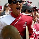 ROLL TIDE ROLL!! by Magricely Diaz