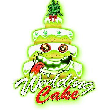 The Magic CBD Cake by hip-hop-art