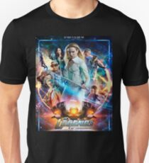 Legends of tomorrow s4 poster Unisex T-Shirt