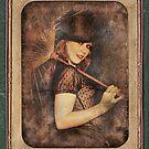 Victorian Girl by Craig  Evensen