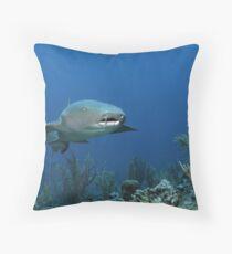 Reef Cruiser Throw Pillow