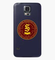 Salvatore Boarding School Crest Case/Skin for Samsung Galaxy