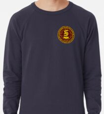 Salvatore Boarding School Crest Lightweight Sweatshirt