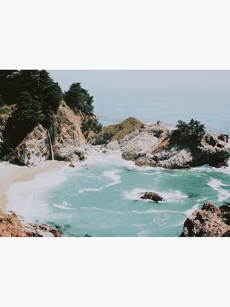 Big Sur, California by mauikauai