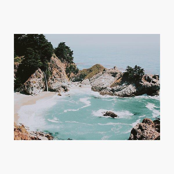 Big Sur, California Photographic Print