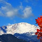 Autumn Under the Peak by Beverly Lussier