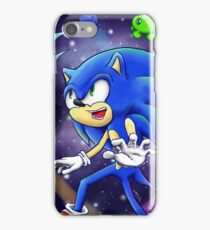 Sonic & The Wisps iPhone Case/Skin