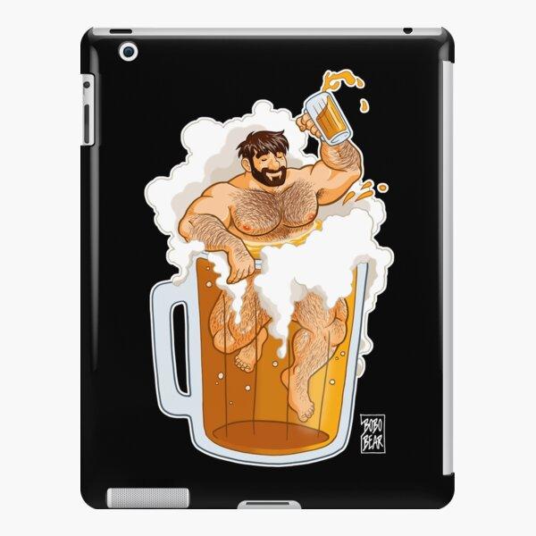 ADAM LIKES A BIG BEER iPad Snap Case