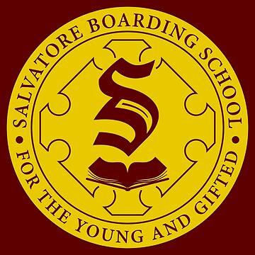 Salvatore Boarding School by BadCatDesigns