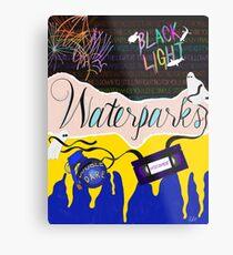 Waterparks Band Eras Metal Print