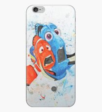 Don't Tap on the Glass; It Scares the Fish iPhone Case
