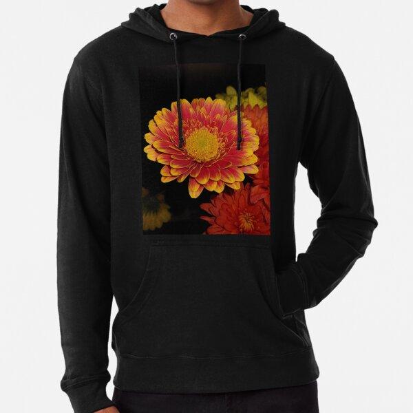 Gerbera Flower Lightweight Hoodie