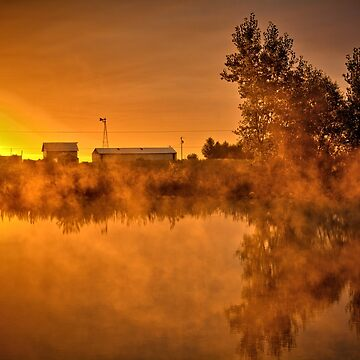 An Autumn Sun by LynyrdSky