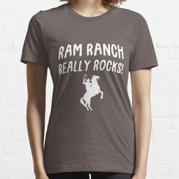 Ram Ranch Really Rocks! Essential T-Shirt