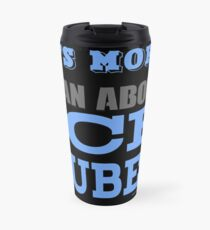 More than About Ice Cubes  Travel Mug