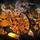Time has stopped by Miron Abramovici