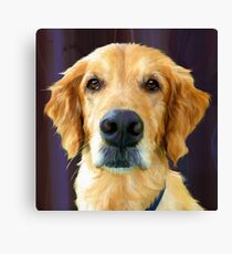 """Clifford""  Canvas Print"