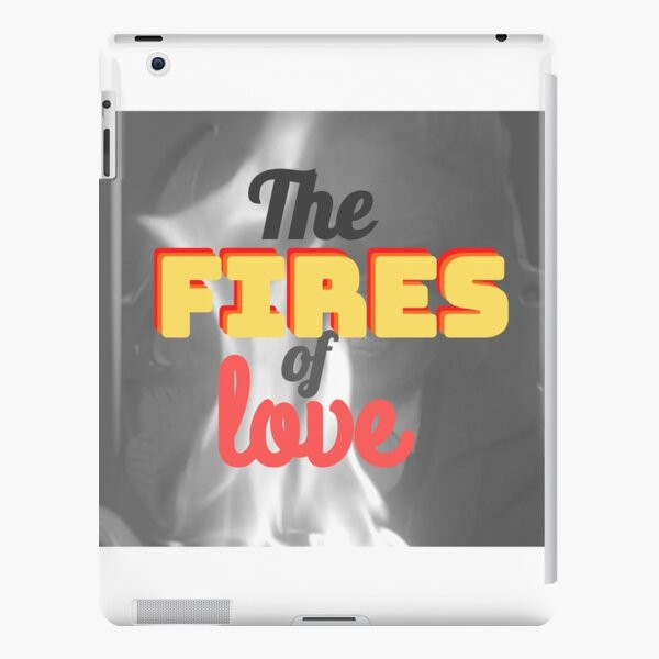 Grinch: The Fires of Love iPad Snap Case