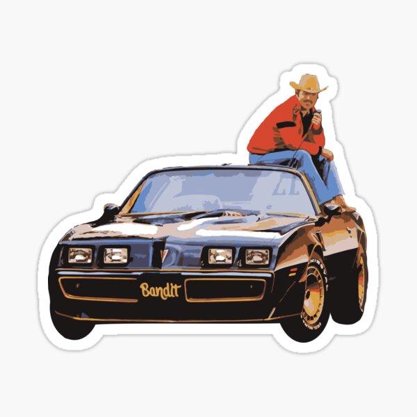 Smokey and the Bandit - Trans Am Sticker