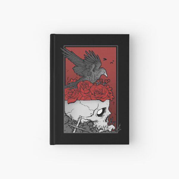 Memento Mori Hardcover Journal