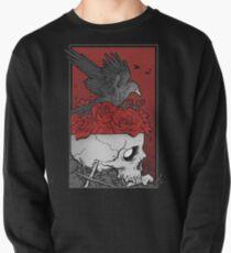 Memento Mori Pullover Sweatshirt