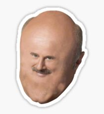 Dr. Phil Sticker