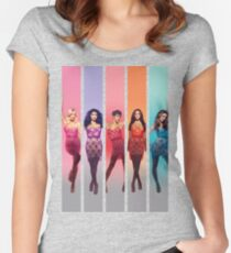 The Saturdays - All Fired Up Women's Fitted Scoop T-Shirt