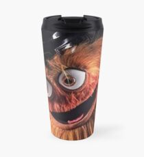 "Flyers New Mascot ""Gritty"" Travel Mug"