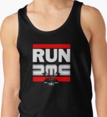 Run Delorean - DMC Inspired Tank Top
