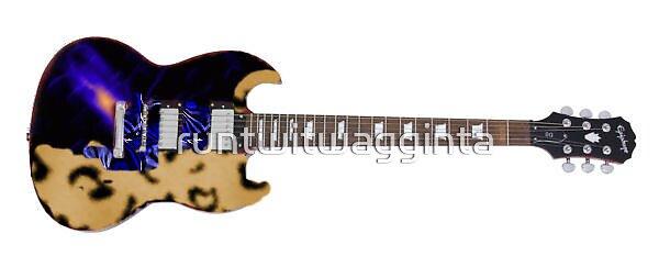 les paul design guitar design by runtwitwagginta