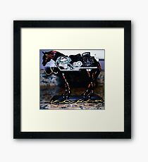 Mustang Sally Framed Print