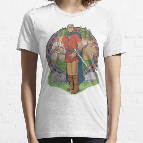 Barbarian Illustration Essential T-Shirt