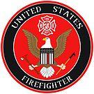 Firefighter Symbol by MilitaryCandA