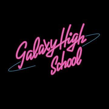 Galaxy High School!  by robotghost
