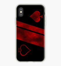 Ace's Last Hand iPhone Case