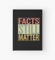 Facts Still Matter Hardcover Journal