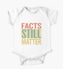 Facts Still Matter One Piece - Short Sleeve