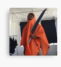 Lienzo Lil Tracy Orange Hokage Blade