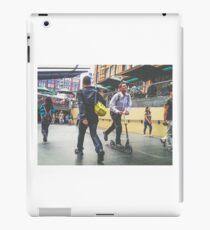 Formal punk iPad Case/Skin