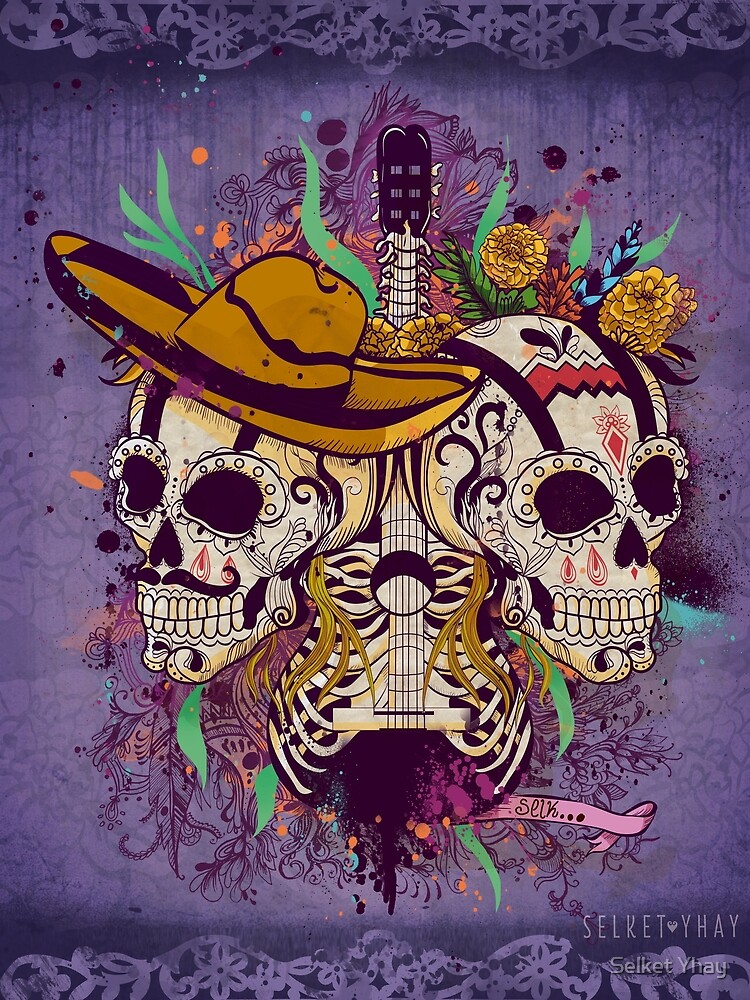 Day of the dead by diselachando