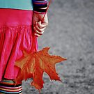 Autumn Child by ReveLinWonder
