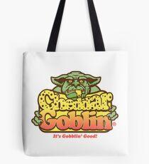 Cheddar Goblin Tote Bag