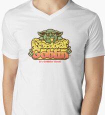 Cheddar Goblin Men's V-Neck T-Shirt