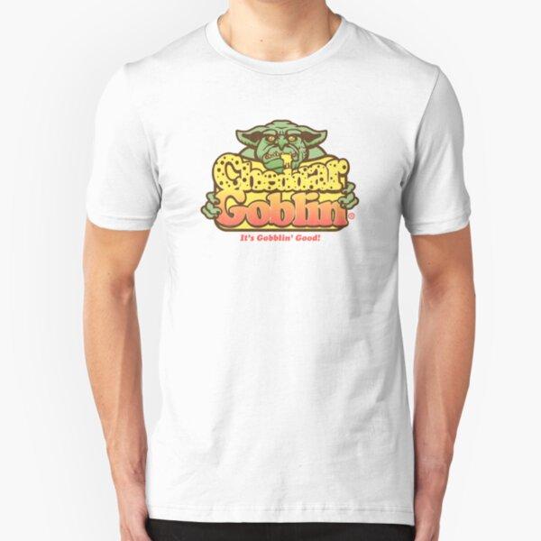 Cheddar Goblin Slim Fit T-Shirt