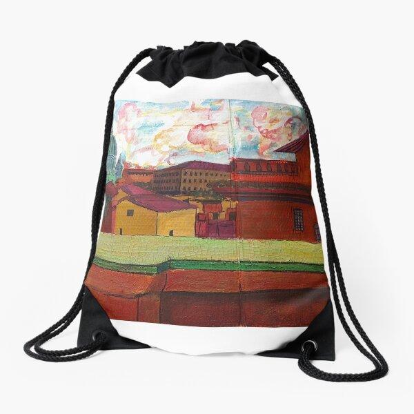 Seeing St. Peter's Drawstring Bag