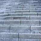 Steps #2 by J J  Everson