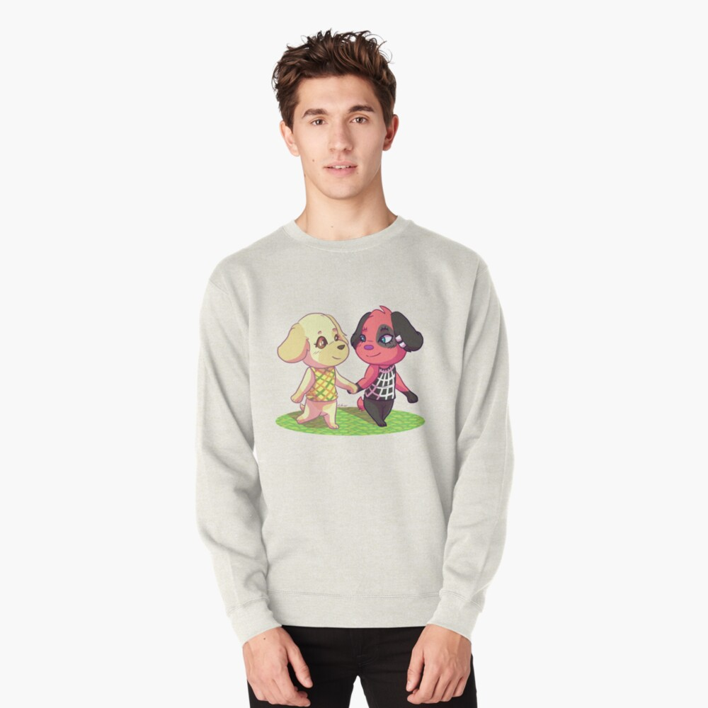 AC:NL- Goldie and Cherry Pullover Sweatshirt