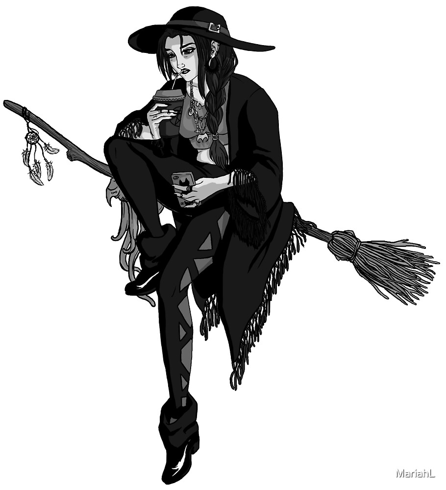 Basic Witch by MariahL