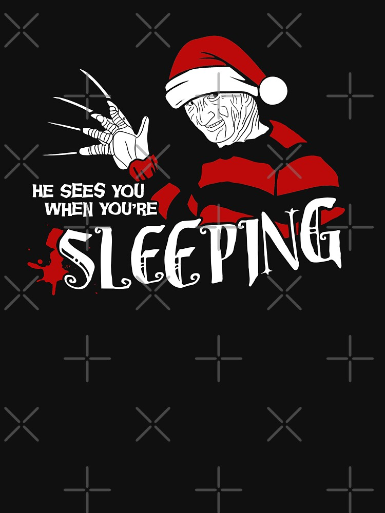 He sees you when you're sleeping... by ninthstreet